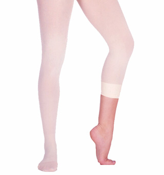 Adult/Child Seamed Convertible Tights - Style No 100