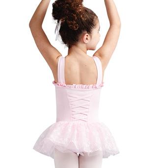 Child Sweetheart Tank Tutu Dress - Style No 10127C
