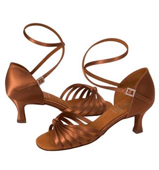 Ladies Latin/Rhythm Ballroom Shoe - Style No 1066