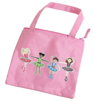 Tippy Toes Tote - Style No 1101