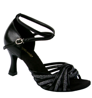 Ladies Latin / Rhythm Ballroom Shoe - Style No 12028