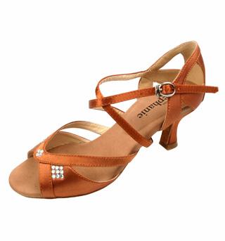 Crystal Collection Ballroom Shoe - Style No 12061