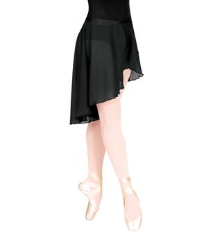 Adult Longer Length Chiffon Wrap Skirt - Style No 123G