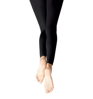 Adult Hold & Stretch Footless Tights - Style No 140