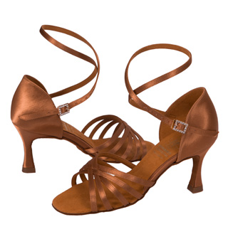 Ladies Latin/Rhythm Ballroom Shoe - Style No 1403