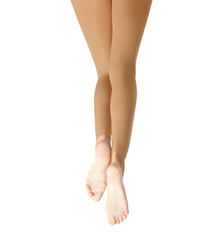 Child Hold & Stretch Footless Tights - Style No 140C