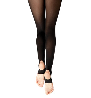 Child Hold & Stretch Stirrup Tights - Style No 145C