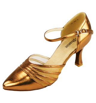 Ladies Regular Series Smooth Ballroom Shoe - Style No 15022