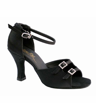 Ladies Latin/Rhythm- Classic Series Ballroom Shoes - Style No 1620