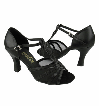Ladies Latin/Rhythm- Classic Series Ballroom Shoes - Style No 1692