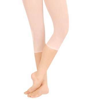 Adult Ultra Soft Hip Rider Capri Tights - Style No 1870