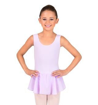 Child Tank Dance Dress - Style No 219C