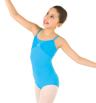 Child Eloquent Dance Camisole Leotard - Style No 2432