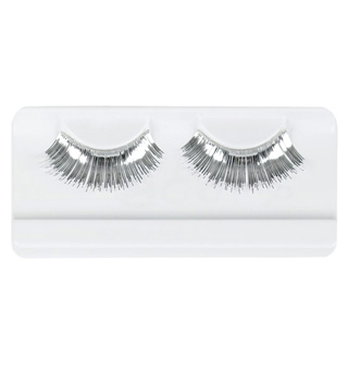 Silver Stage Eyelashes - Style No 2483A