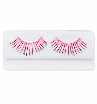 Pink & Hot Pink Stage Eyelashes - Style No 2483C