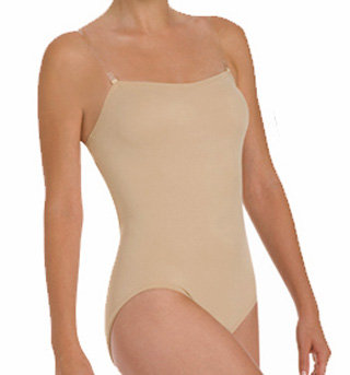 TotalSTRETCH Padded Leotard - Style No 285