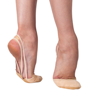 Demi-Slipper Lyrical Shoe - Style No 3053