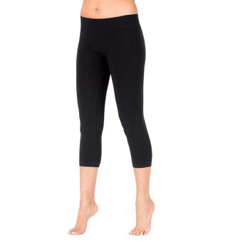Adult Unisex Capri Leggings - Style No 34945