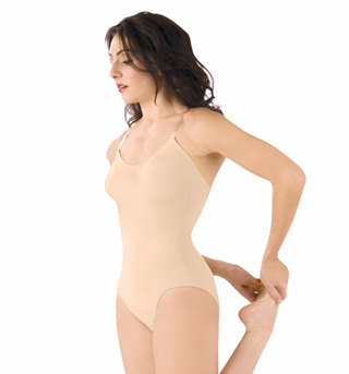 Adult Low-Back Camisole Shaper  - Style No 3537