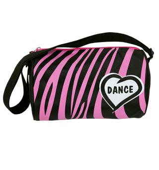Wild Ones Zebra Duffle - Style No 4110