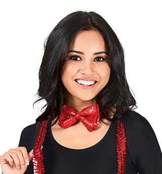 Sequin Bow Tie - Style No 4668