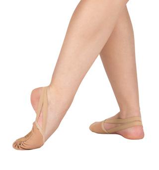 Girls Twyla Canvas Lyrical Shoes - Style No 620C