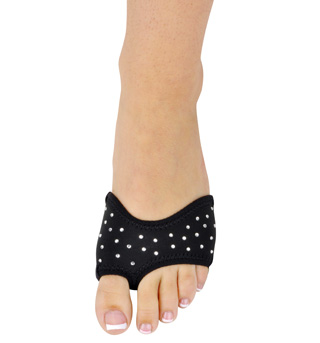 Adult Rhinestone Neoprene Lyrical Half Sole - Style No 6421