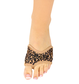 Adult Neoprene Print Lyrical Half Sole - Style No 6430