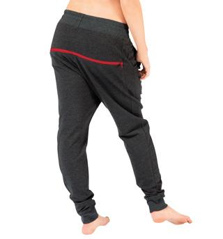 Adult Zipper Harem Pant - Style No 81112