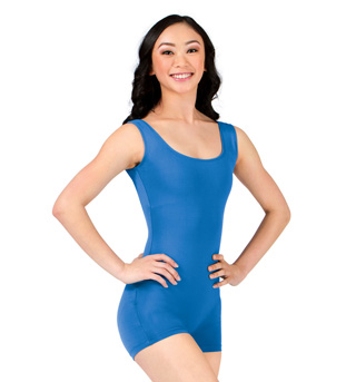 Adult Tank Shorty Unitard - Style No 87120