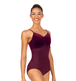Adult Two-Tone Camisole Leotard - Style No 87872