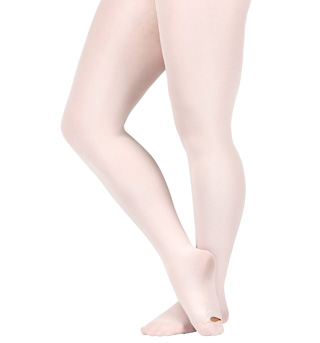 Adult Plus Size totalSTRETCH Convertible Tights - Style No A31X