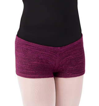 Adult Warm-Up Dance Shorts - Style No AL114121