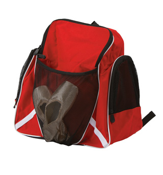 Tri-Colored Dance Backpack - Style No AUG1831