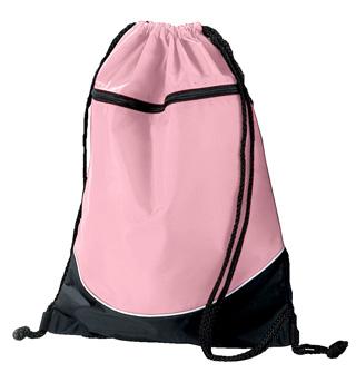 Tri-Color Drawstring Dance Bag - Style No AUG1920
