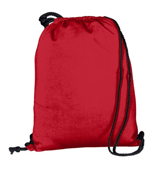Fleece Drawstring Dance Bag - Style No AUG200