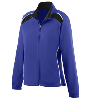 Ladies Plus Size Tri-Color Jacket - Style No AUG4382P