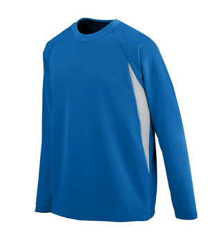 Adult Unisex Mesh Long Sleeve Jersey - Style No AUG4620