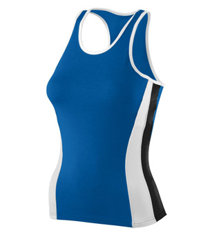 Adult Racerback Tank Top - Style No AUG707