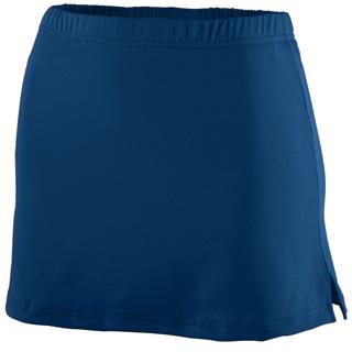 Ladies Plus Size Team Skort - Style No AUG751P