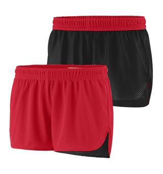 Ladies Reversible Shorts - Style No AUG985