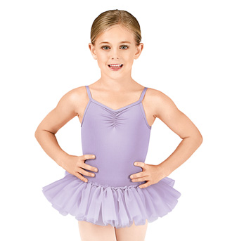 Girls Camisole Tutu Dress - Style No B2231