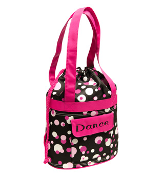 Dots for Dance Cinch Dance Bag - Style No B546