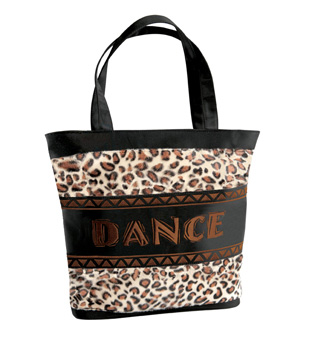 Jungle Cat Tote Bag - Style No B570