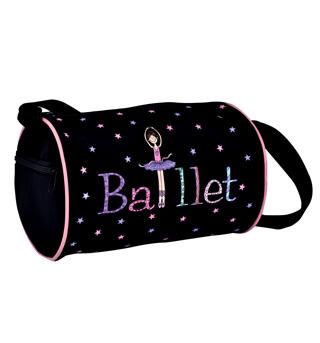 Geena Ballerina Roll Dance Bag - Style No B943
