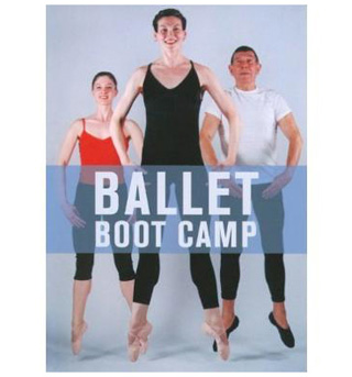 Ballet Boot Camp DVD - Style No BBC01DVD