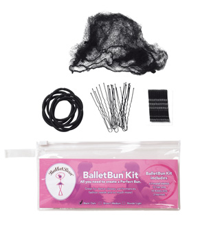 BalletBun Kit - Style No BBK01