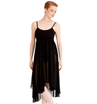 Adult Camisole Empire Dress - Style No BG001