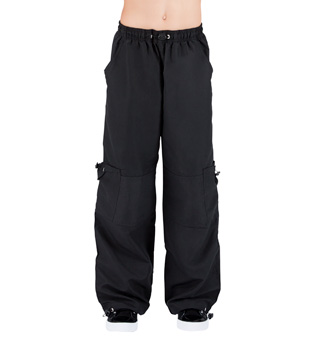 Child Cargo Pants with Drawstring Waist - Style No BP104C