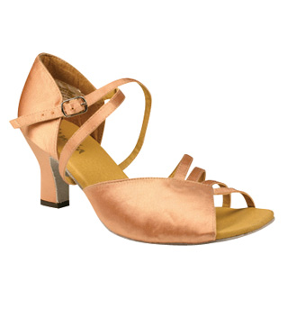 Nina Ballroom Shoe - Style No BR09S